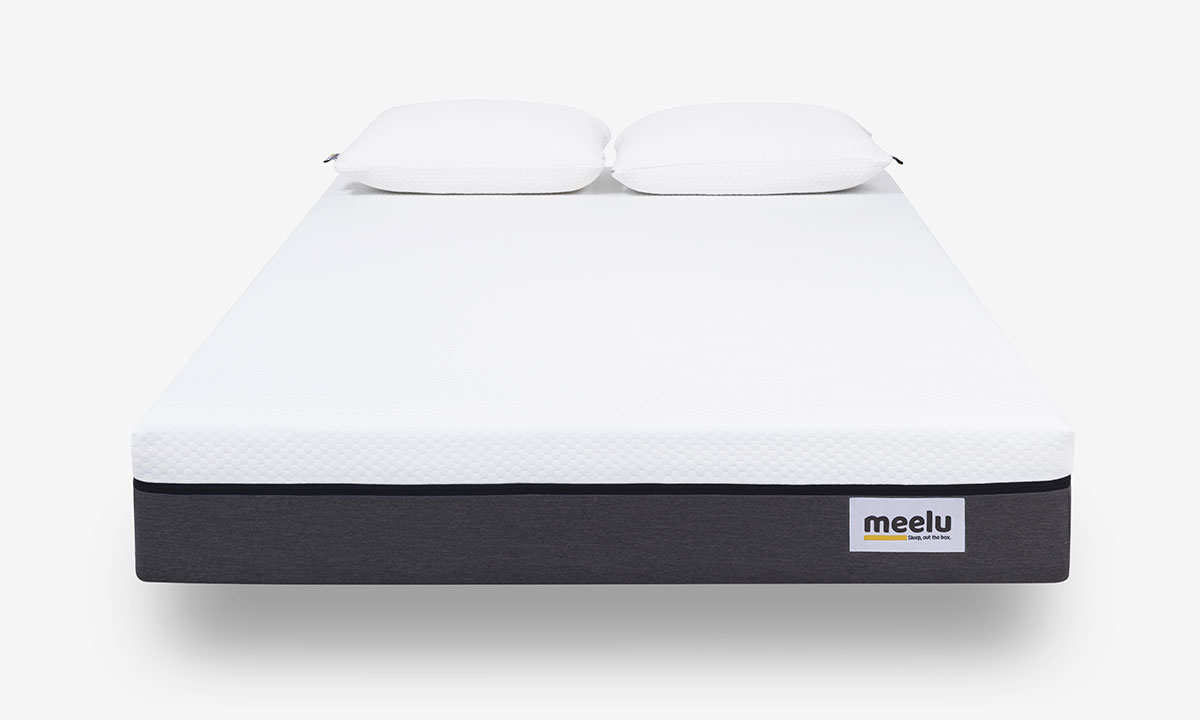 Picture of: Meelu Mattress Scientifically Constructed With Latex Memory Foam