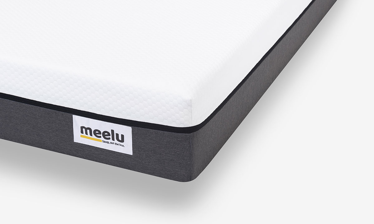 Meelu Mattress Scientifically Constructed With Latex Memory Foam